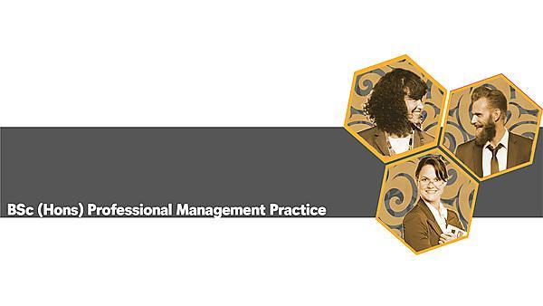 <p>BSc (Hons) Professional Management Practice<br></p>