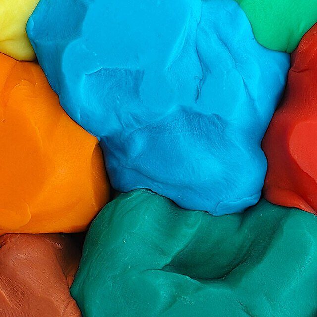 <p>Colourful Plasticine / play doh / clay&nbsp;</p>