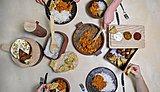 Communal Tableware