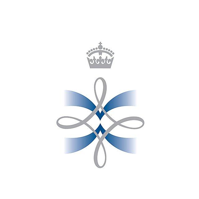 <p>Queen's Anniversary Prize logo</p>