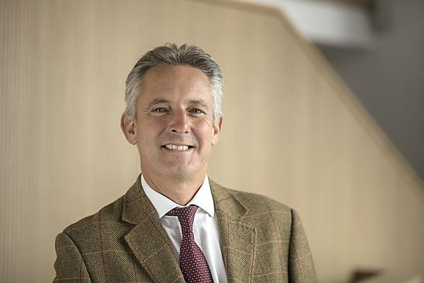 Kevin Forshaw, Director of Industrial and Strategic Partnerships
