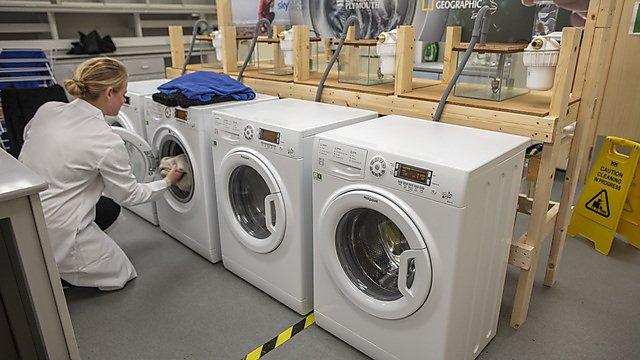 <p>Washing machine lab research</p>