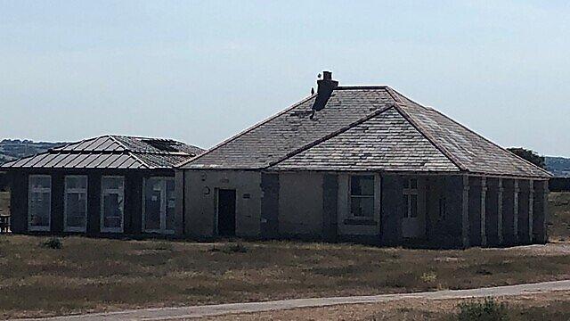 <p>Berry Head guardhouse</p>