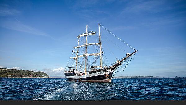 <p>Pelican sailing ship Al Stewart</p>