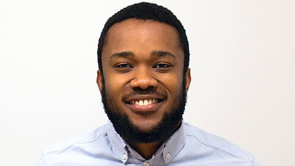 Chukwudi Ezenyi is the President of the University of Plymouth Students' Union (UPSU)