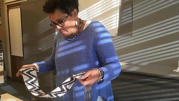 Paula Peters, Wampanoag advisor to The Box, Plymouth (c/o The Box, Plymouth)