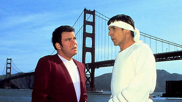 <p>  Star Trek IV: The Voyage Home (1986) PG  </p>