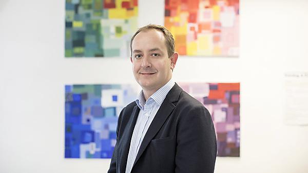 Professor Nathan Clarke