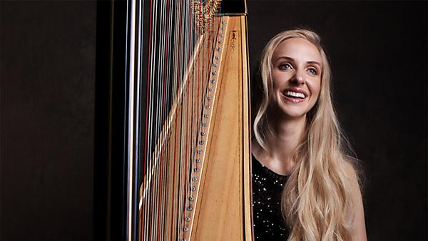 Music: Music Forum with Robert Taub and harpist Elizabeth Bass