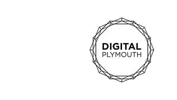 <p>Digital Plymouth logo</p>