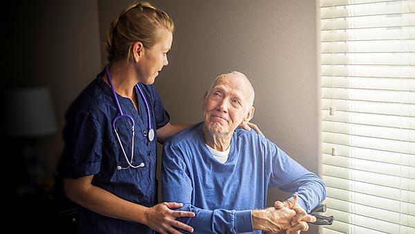 <p>Parkinson's - Getty Image</p>