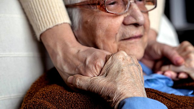 <p>Home-based Parkinson's care - Getty Images</p>