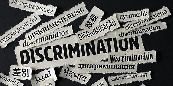 <p>Discrimination stock photo</p>