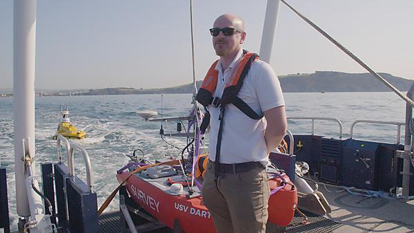 David Hull, Chief Executive of HydroSurv