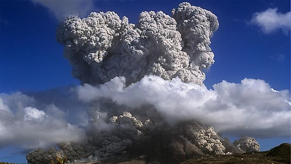 Investigating the Impact of Explosive Volcanism on the Carbon Cycle and Life in the Deep Biosphere