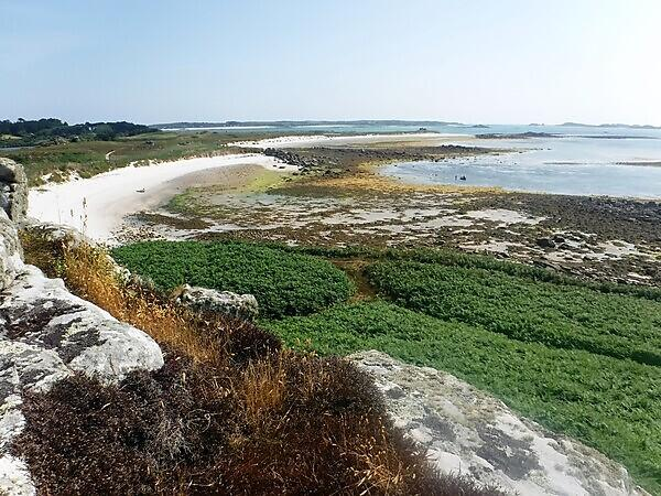 <p>Crab's Ledge on the Isles of Scilly (Credit: Cornwall Council)<br></p>