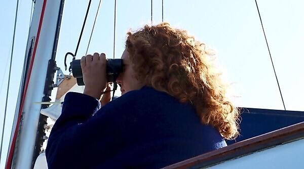 Louise-Océane Delion: BSc (Hons) Marine Biology and Coastal Ecology student