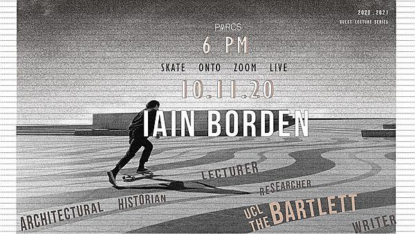 <p>Iain Borden - Architecture (Nikolina)</p>