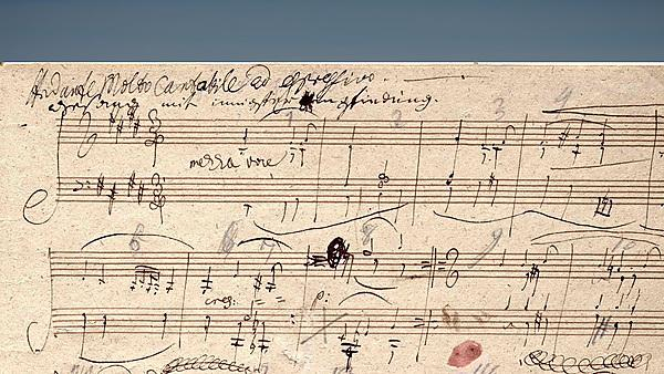 Beethoven's private legacy: his musical sketches   Christmas Lecture