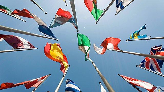 <p>international flags<br></p>