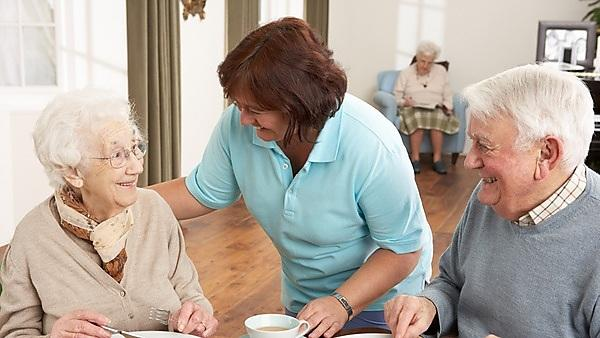 What does 'personalised care' mean for care homes?