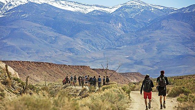 <p>  Death Valley, Geology fieldwork  <br></p>