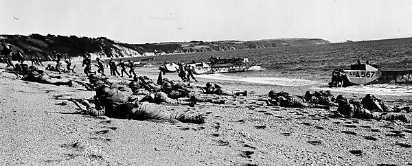 Research highlights near-miss which could have changed outcome of D-Day