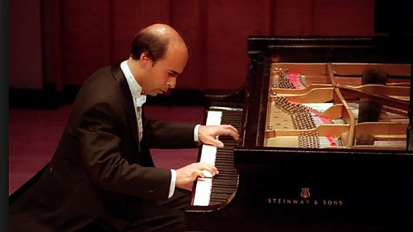 Concert: Beethoven Piano Sonatas, performed by pianist Dr Robert Taub