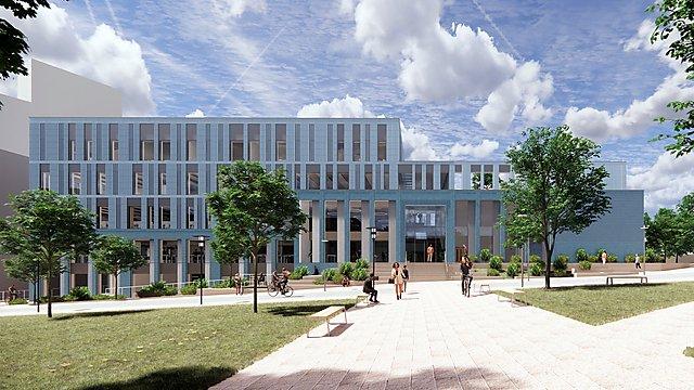<p>NEDF Design and Engineering Building<br></p>