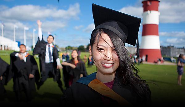 <p>Graduation - international students</p>