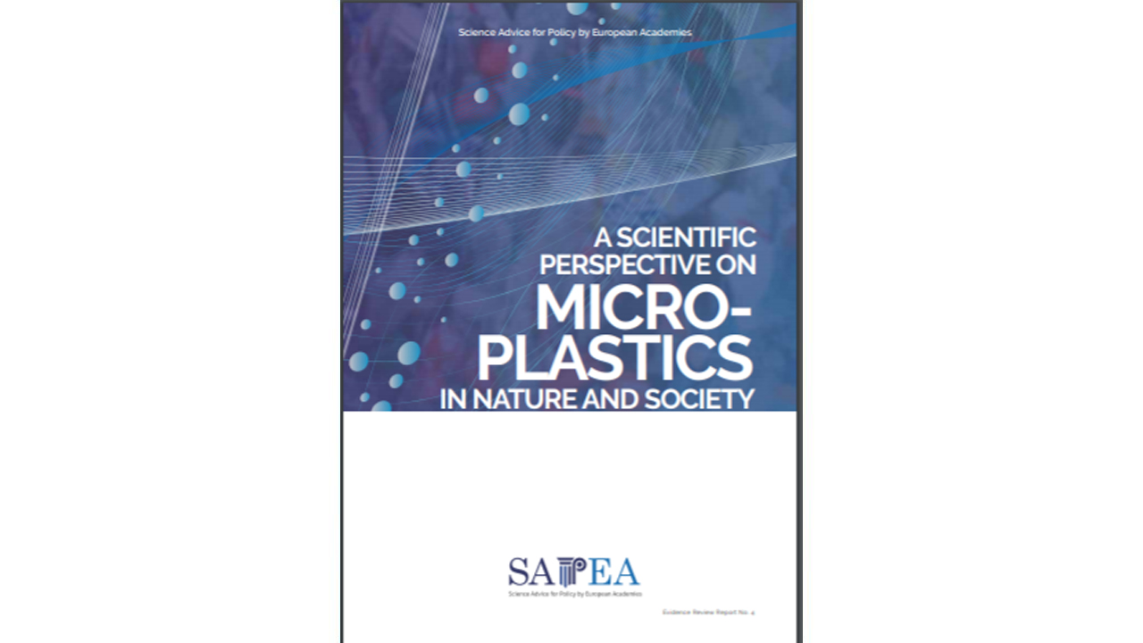 A scientific perspective on micro-plastics in nature and society (2019)