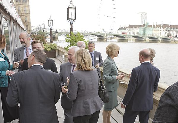 Alumni, donors and friends joined us at a special House of Lords reception. 2013