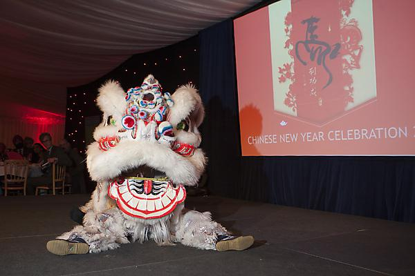 Chinese New Year Dinner Celebration with Plymouth Business School
