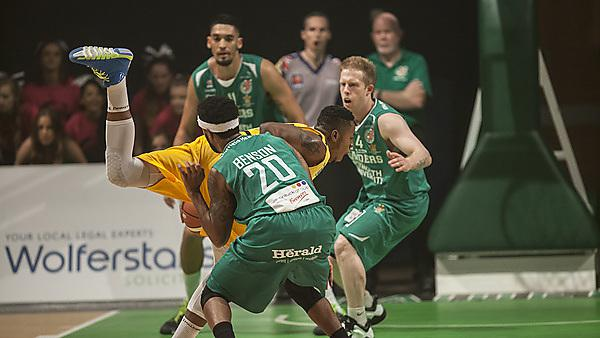 Plymouth Raiders Basketball Club - Plymouth Raiders vs Durham Wildcats