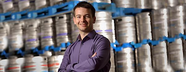 Plymouth graduate helps Devon drinks distributor grow: Tolchards