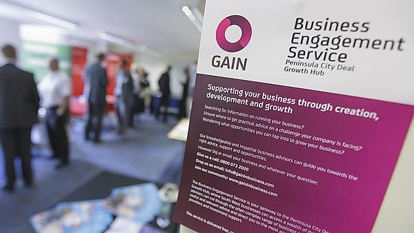 GAIN Business Engagement Service Presentation
