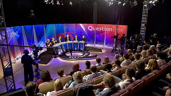 Question Time at Plymouth University