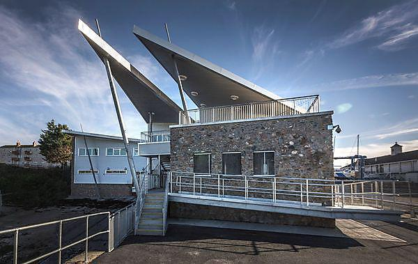Plymouth University Marine Station Open House Event