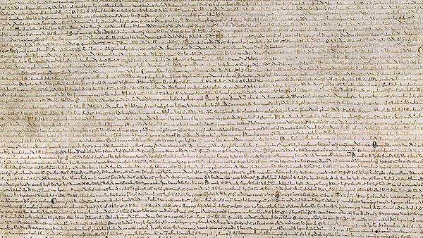 Freeborn English Liberties: The early modern invention of the Magna Carta 1508-1762