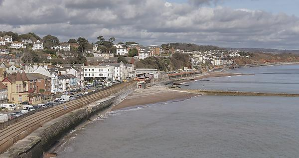 Resilience of the railway to the South West - Dawlish one year on