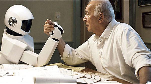 Robot & Frank (2013)