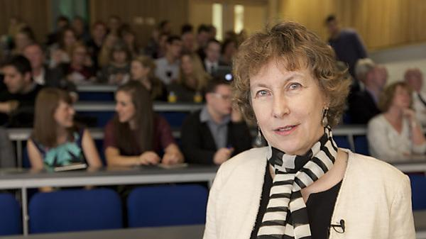 Professor Alison Wolf CBE