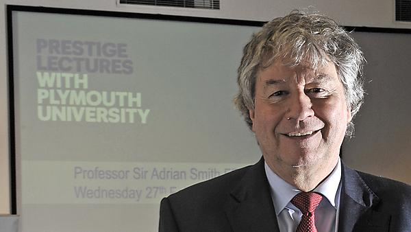 Professor Sir Adrian Smith FRS