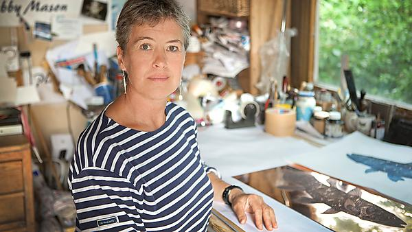 Debby Mason, the artist