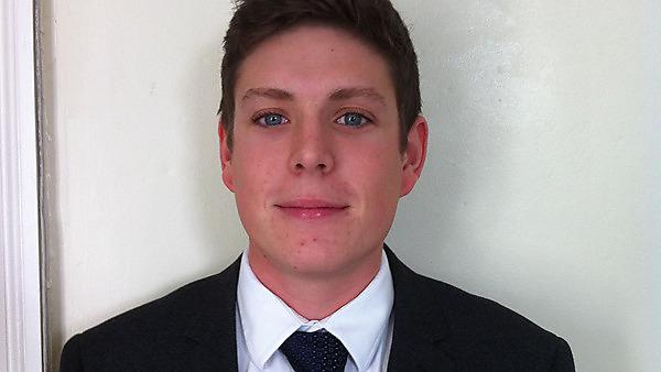 Rob Stokes, work placement case study