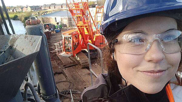 Silvia - MSc Coastal Engineering graduate