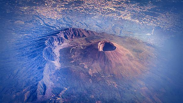 Soufriere Hills Volcano, Montserrat. Photo courtesy: Paul Cole Usage: For use on CRES Research Conference 2015 only