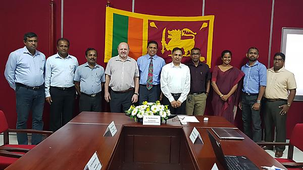Forming partnerships in India and Sri Lanka with key international stakeholders in 2018