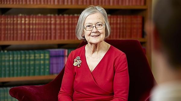 The Rt Hon the Baroness Hale of Richmond DBE