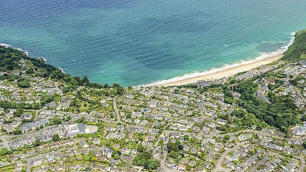 Carbis Bay, St. Ives, Cornwall